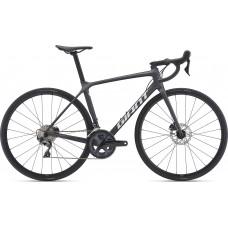 Шоссейный велосипед Giant TCR Advanced 1 Disc-King of Mountain  (2021)